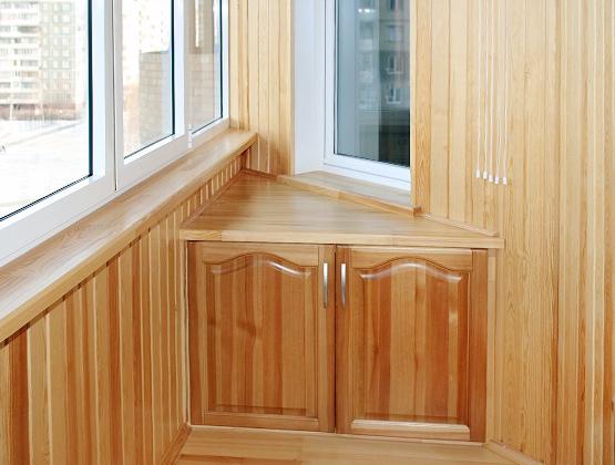 Обшивка балкона вагонкой своими руками фото 63
